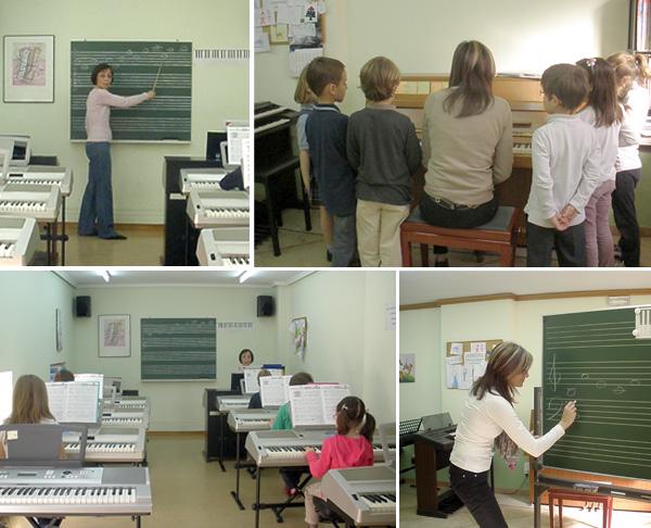 Escuela de Música Sala Rono