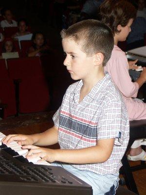 Clases de piano en Zaragoza para niños