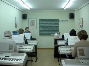 clases de piano en zaragoza para adultos