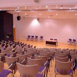 Sala Mariano Gracia. Auditorio de Zaragoza